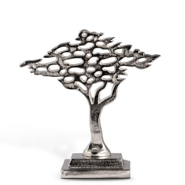 Kleiner Liebesschloss-Baum aus Metall