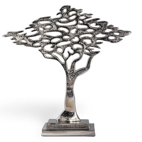 Großer Liebesschloss-Baum aus Metall