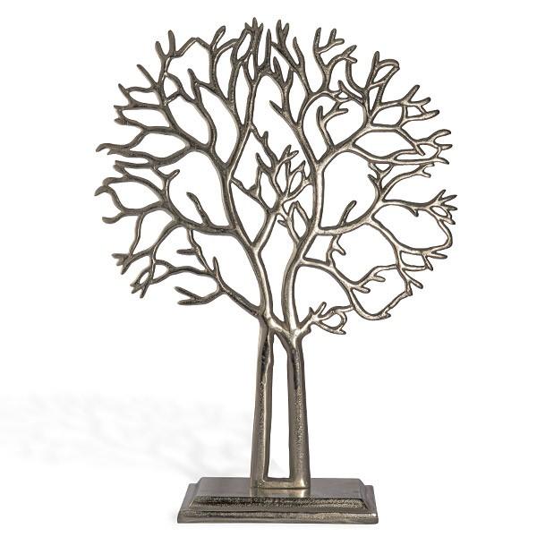 XXL Liebesschloss-Baum aus Metall