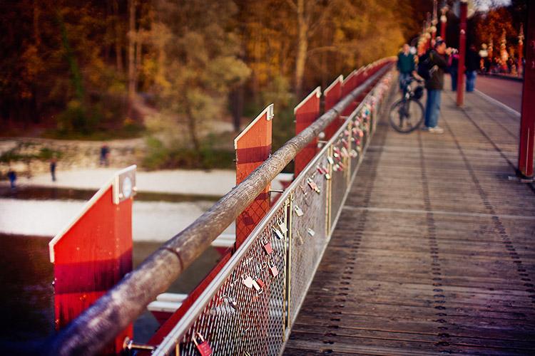 Die Thalkirchner Brücke