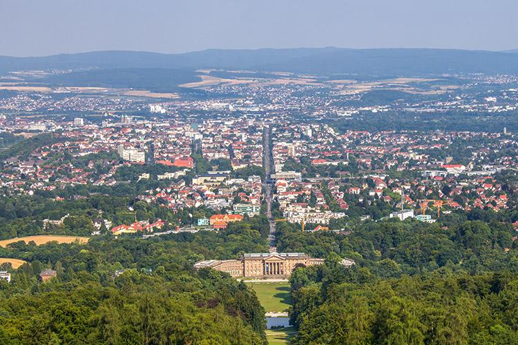 Kassel Übersicht