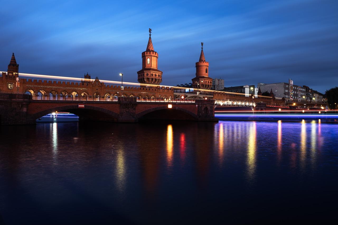 Stadtbild von Berlin