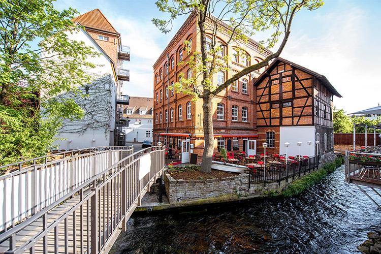 Lange Brücke Erfurt